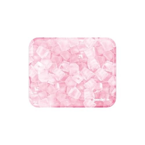 브리더 아이스 쿨매트 핑크 L