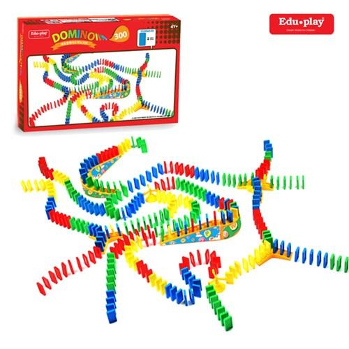 쿠쿠토이즈 에듀플레이도미노(300PCS) 두뇌개발 완구 장난감 게임