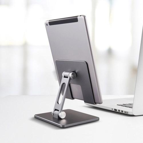 엑토 태블릿 노트북 알루미늄 올인원 거치대 MST-47