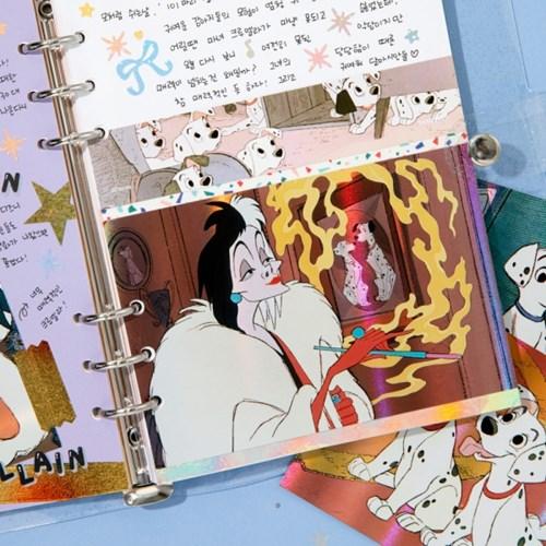 [디즈니] 홀로그램 엽서_달마시안