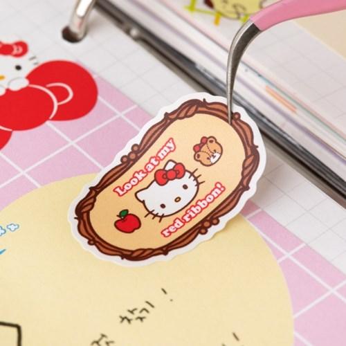 [Sanrio] 헬로키티 종이파일&스티커팩
