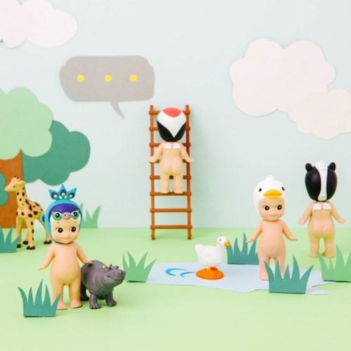 [드림즈코리아 정품 소니엔젤] Animal ver.4 (랜덤)