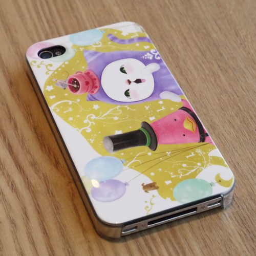 Shavicat iphone case_포유(ForU)