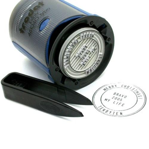 트로다트 라운드 타이포매틱 46040TP