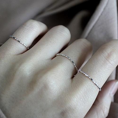 블링 체인 반지 bling chain ring