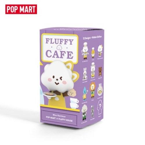 [팝마트코리아 정품 판매처] 플러피하우스 시리즈3_카페_랜덤