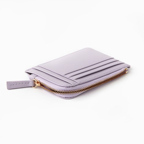 mini wallet - 008 Light Violet