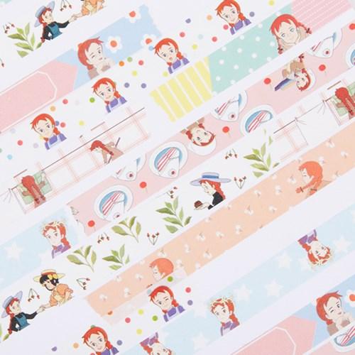 빨강머리앤 마스킹테이프- 춤추는앤 & 벚꽃앤