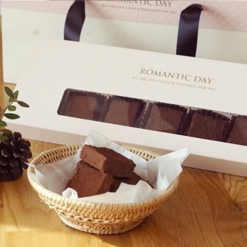 더 로맨틱데이 파베 초콜릿 만들기세트