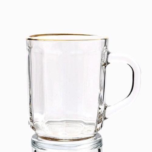 매일리 골드 비어 컵