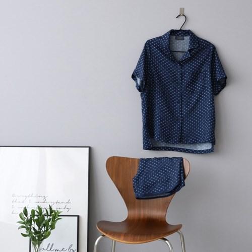 풍기인견 스칸디콜렉션 여름 커플잠옷 파자마