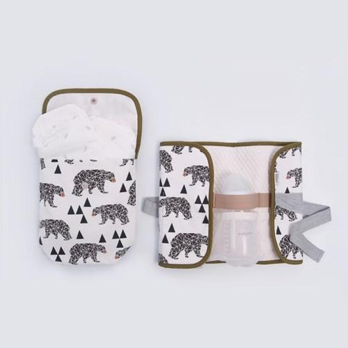[율그란] 기저귀가방 파우치 2 SET 할인