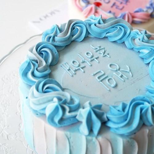 [텐텐클래스] (성남) 감각적인 레터링 케이크 만들기 클래스