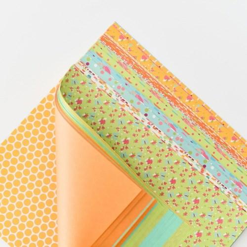 아브뉴만다린 종이접기 키트, 프랑스 감성 색종이