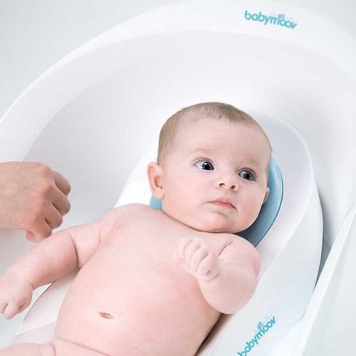[베이비무브] 아쿠아소프트 논슬립 아기 욕조 등받이