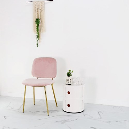 힐스 벨벳 골드체어 인테리어 디자인의자