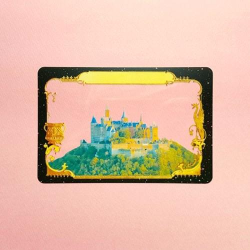 [에코드소울] Clear Card - Dreamy Land