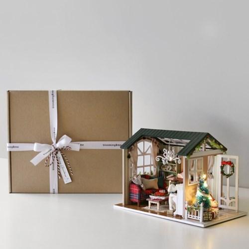 크리스마스 DIY 미니어처 패키지(선물포장)