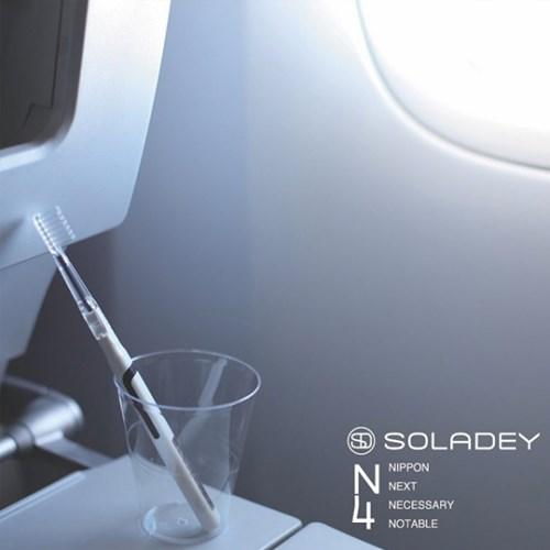 치약없이 쓰는 광촉매 칫솔, 솔라데이 N4