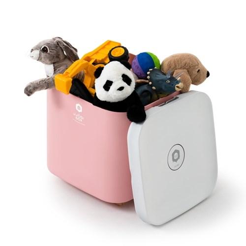 쪼비박스 - 친환경 장난감 살균 수납함