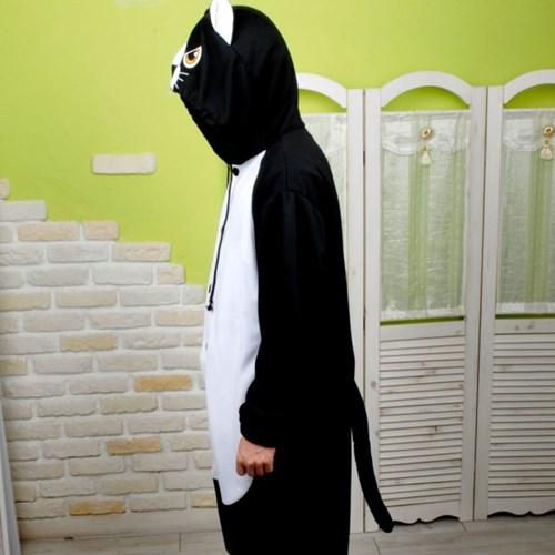 사계절 동물잠옷 표범 (블랙) / 흑표범