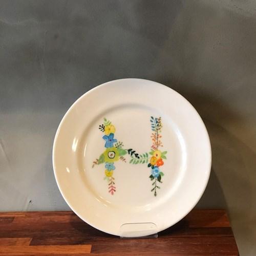 [텐텐클래스] (용인) 나만의 특별한 이니셜 접시