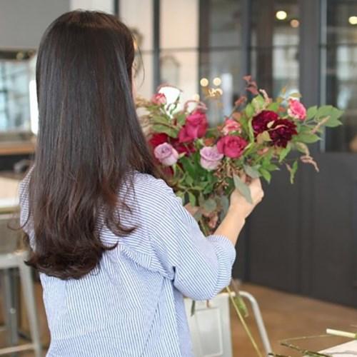 [텐텐클래스] (평택) 플라워클래스: 꽃으로 물들이는 나의하루(8회)