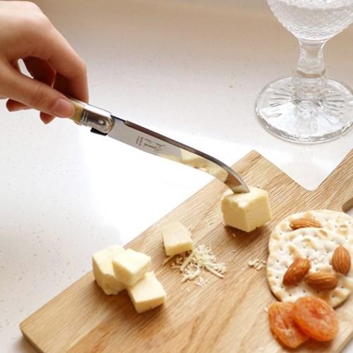 장네론 라귀올 마블베이지 치즈나이프