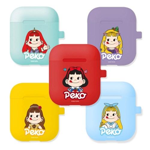 짱구 페코 에어팟 케이스+철가루방지 스티커