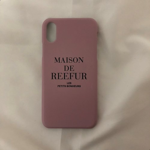 pink case