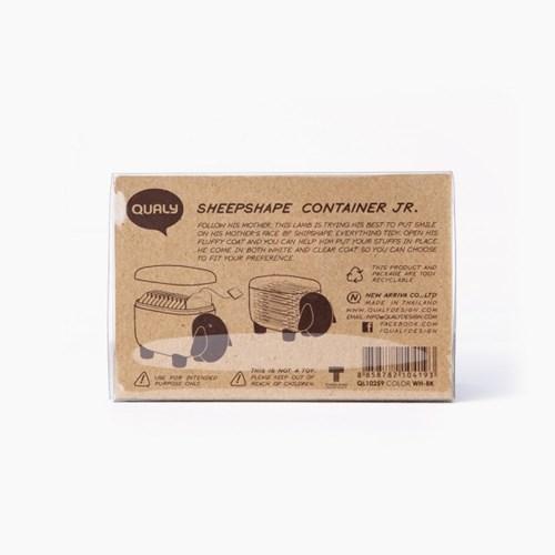 [퀄리] Sheepshape Container Jr. 양 수납함