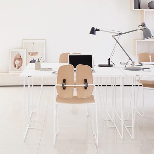 듀오백 바인츠 1+1 슬림체어 의자세트(BE-052)_(602706427)