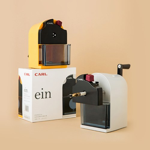 CARL 2단계 심조절 연필깎이 CMS-110