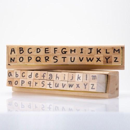 알파벳스탬프세트(26자)