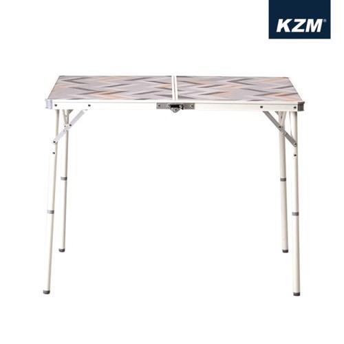 카즈미 시그니처 2폴딩 접이식 캠핑테이블 K9T3U009 / 감성캠핑테이