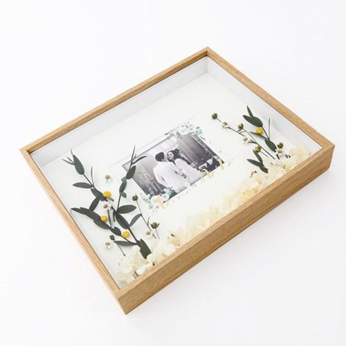 옐로우 트리 청첩장 액자(8R)