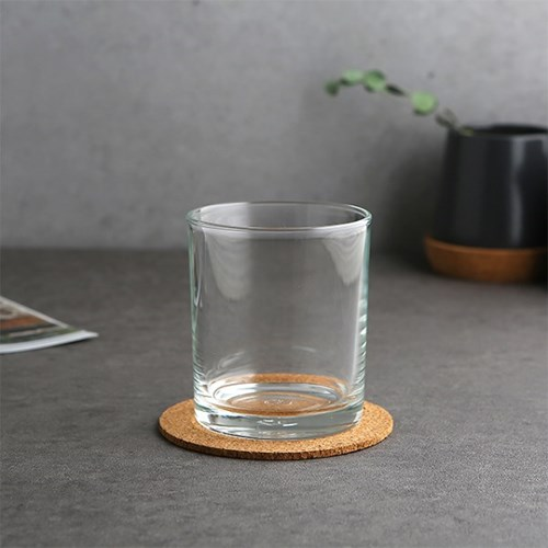 럭키글라스 락텀블러 유리컵 310ml