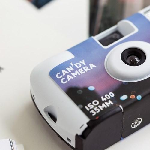 캔디카메라 X 히치하이커 카메라 모음