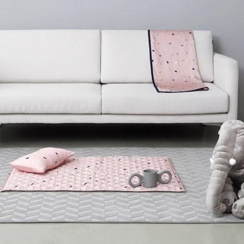 풍기인견 스칸디 아기 방수패드 쿨매트 S