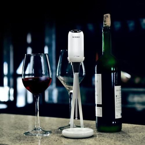 이지소르보 와인 에어레이터'디캔더'브리딩'와인