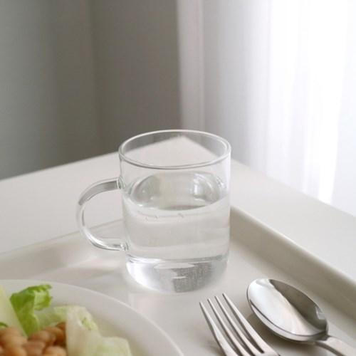 데일리 유리머그잔 (내열컵)