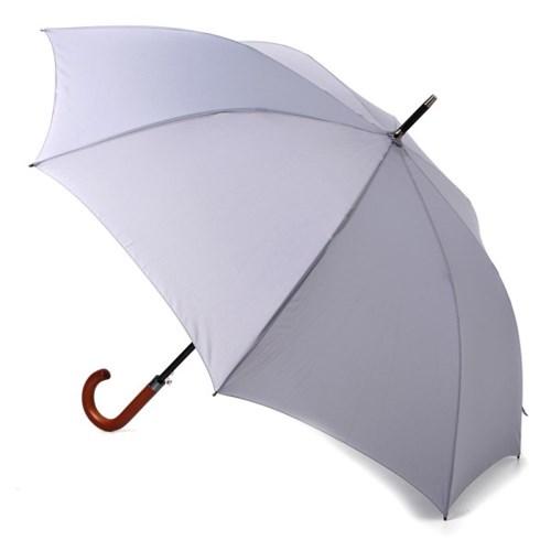 플라우나 우드손잡이 솔리드 자동장우산 3컬러