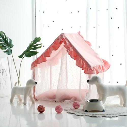 [라스페라독] 프릴 하우스 4color