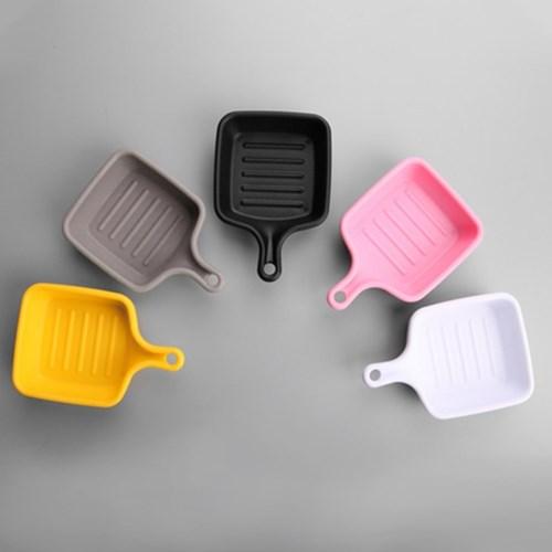 미니팬 프리 접시 /캠핑용/유아 식기/BPA-Free
