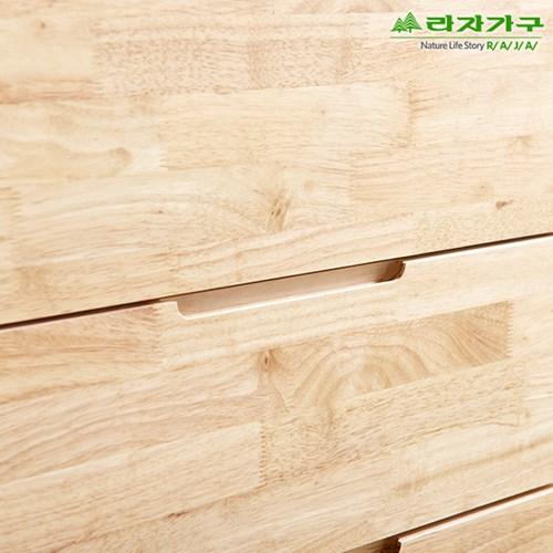 라자가구 오브 플럼 고무나무 키높은 거실장 세트 SW0149