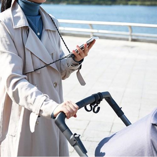 스마트폰 크로스백 핸드폰 목걸이 케이스(crossbag)