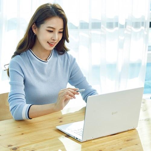 LG그램 14TD990-GX50K 투인원PC 대학생 노트북