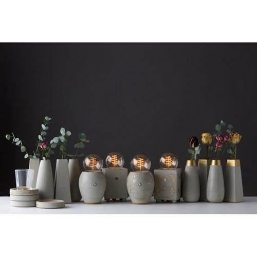 Concrete Flower Vase