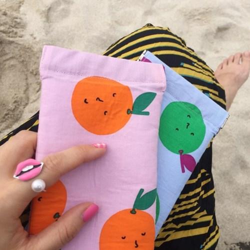 apple sunglass case (패브릭 선글라스 케이스)