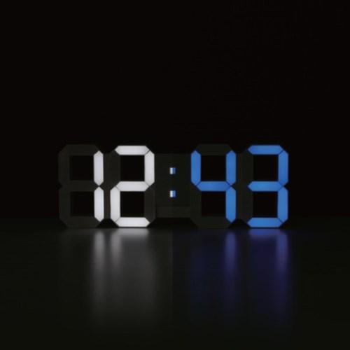 인테리어 무소음 벽시계 LED 시계 4종 모음_(1269428)